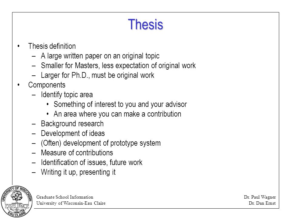 thesis statement computer science Computer science notes on conducting master thesis research computer science statement of work you may want to repeat your thesis statement.