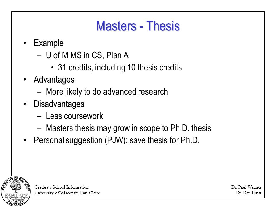 research thesis manual for masters coursework Ece graduate program manual research thesis proposal 20 any graduate level course outside of the eecs department not being used for your major area.