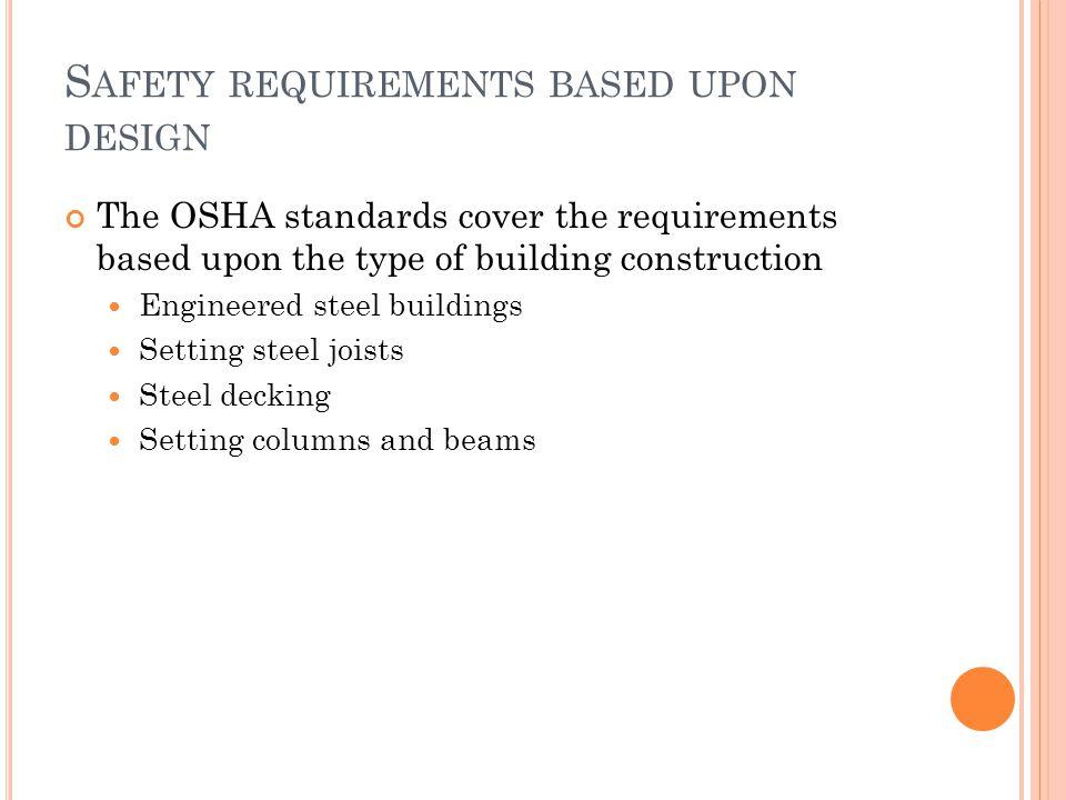 1926 Subpart R OSHA\'s Steel Erection Standard Scope - ppt video ...