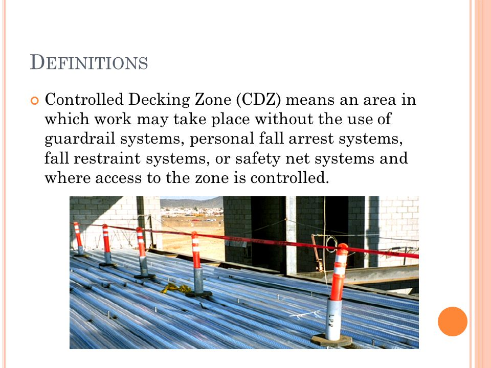 Positioning Device System Fall Protection Osha Regulations