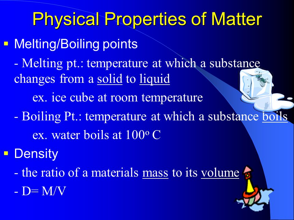Cubr Physical Properties