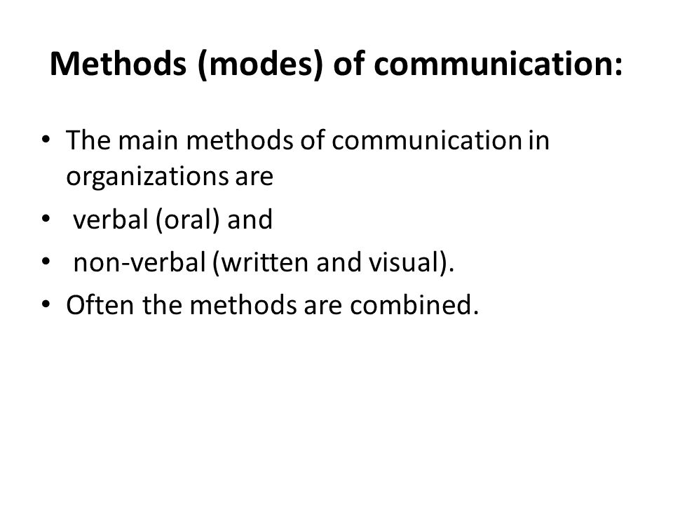 Define the main methods of non-verbal communication Essay Sample