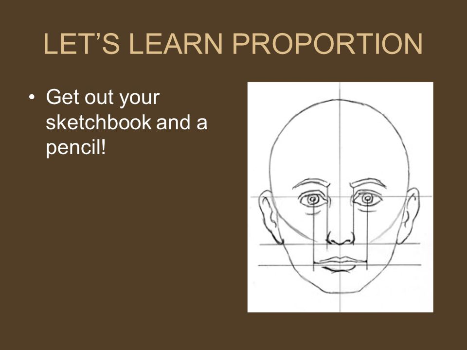 LET'S LEARN PROPORTION
