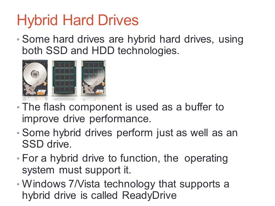 how to use both ssd and hdd