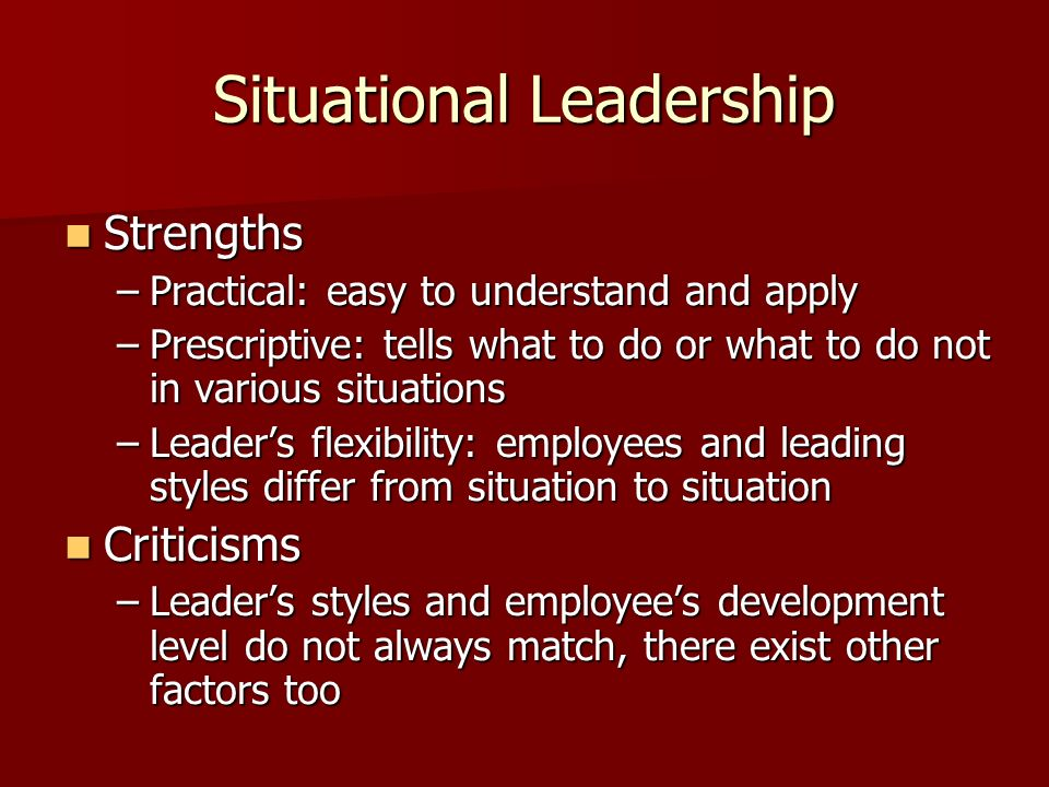 task oriented vs relationship oriented leader Task-oriented vs people-oriented leadership styles how to be an effective team leader: 3 quick tips on how to make the right decisions - quicker.