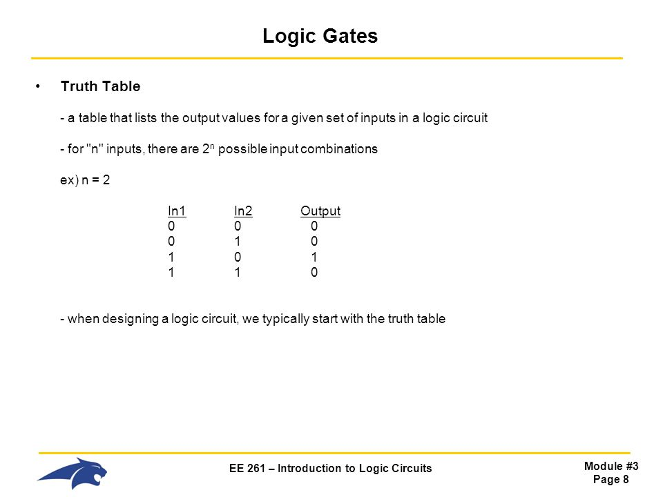 an introduction to logic gates essay These roads have lots of gates, known as logic gates, which enable computers to  do their job like physical gates that allow or block cars, logic.