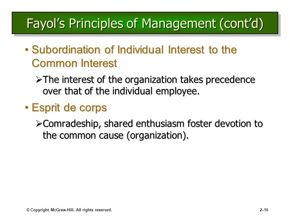 The Evolution of Management Theory - ppt download