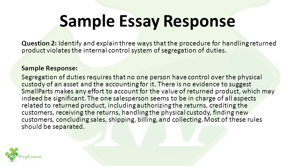 essay question response format An essay outline is a good way to organize your thoughts on the chosen topic and the research material you have gathered on it it includes brief, but structured information about your paper.