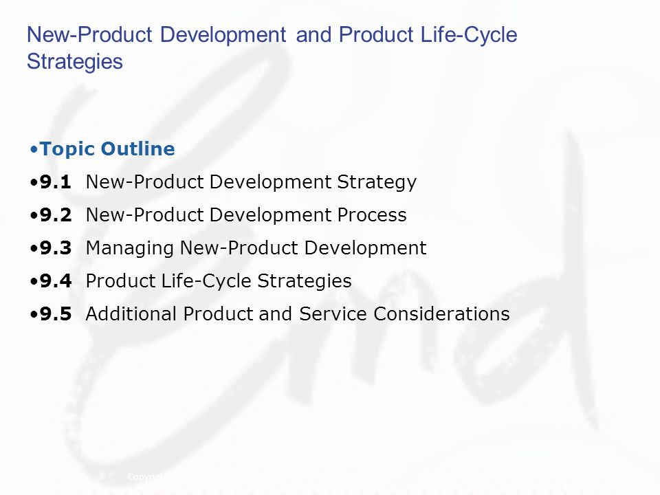 New Product Development and Product LifeCycle Strategies  ppt