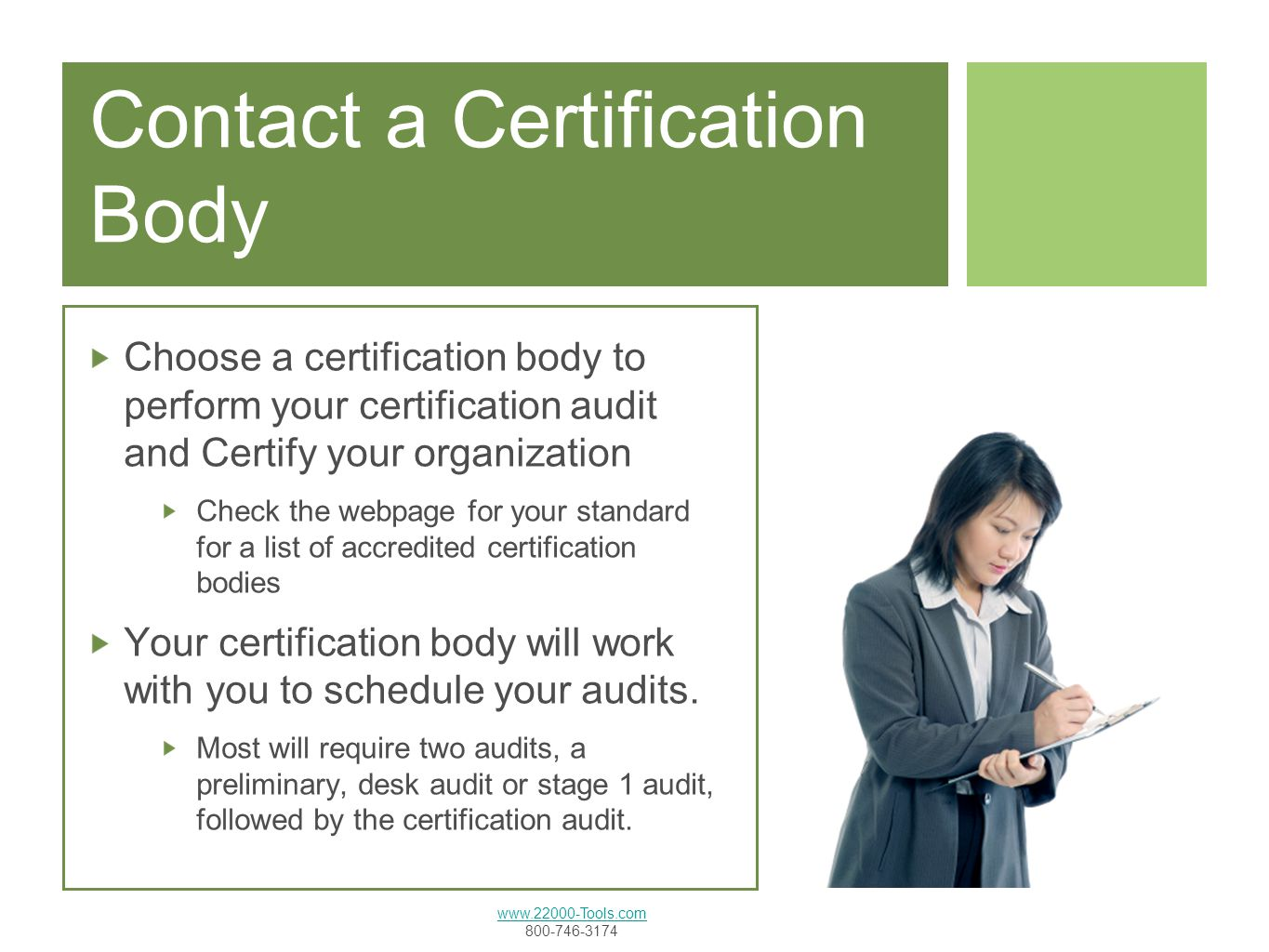 Need GFSI? Your organization has been asked to achieve ...