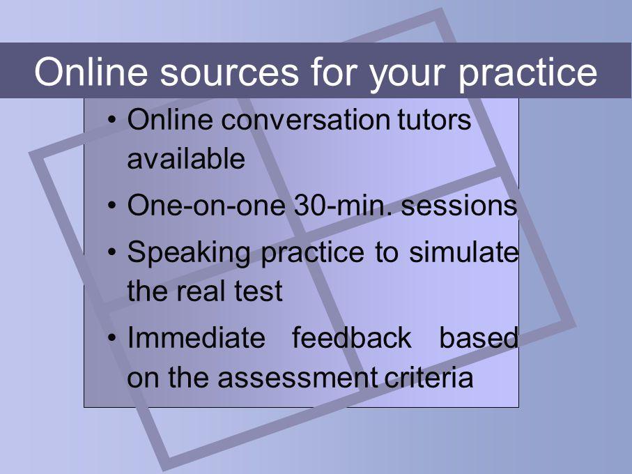 BULATS- Speaking Practice - ppt video online download
