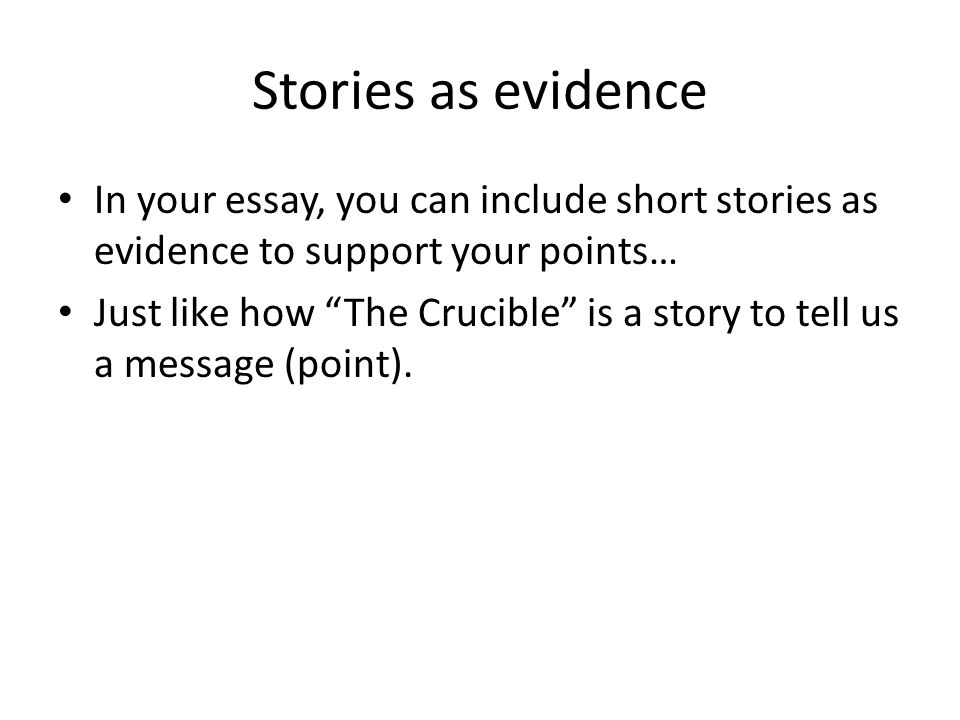 english ii argument and research ppt 36 stories as evidence in your essay you can include short