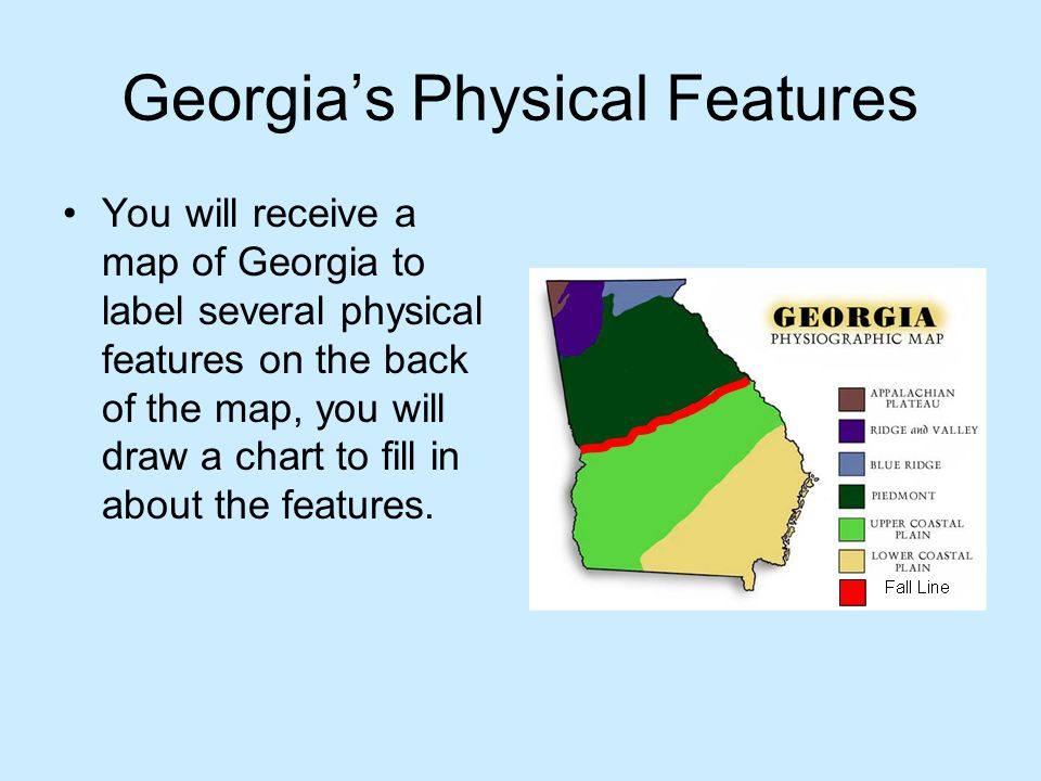 Created By Blair Weikel Adapted By Megan Rainwater Ppt Video - Georgia map label