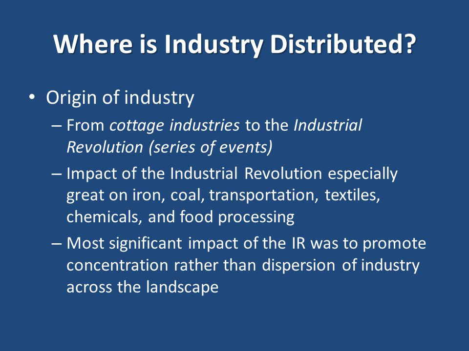 impact of industrial revolution to the hospitality industry Britain's industrial revolution – outlining the role of britain in the change in industry american industrial revolution – information on how industry has changed in the united states the classroom - the industrial revolution - a comprehensive resource on the growth and effects of the industrial revolution.