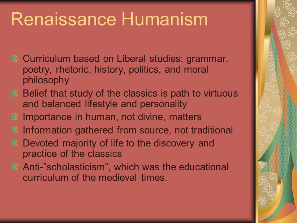 the importance of moral philosophy to the success of an individual Putting moral weight on an individual's ability to govern herself, independent of her place in a metaphysical order or her role in social structures and political institutions is very much the product of the modernist humanism of which much contemporary moral and political philosophy is an offshoot.