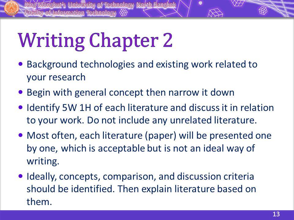 English Writing Paper