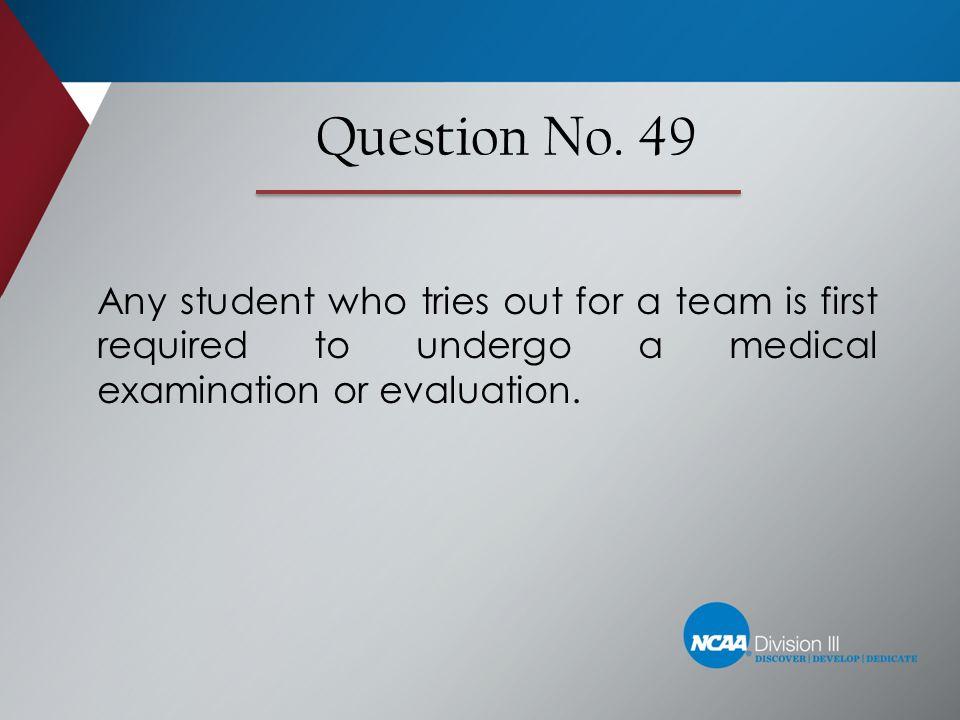 Question No.