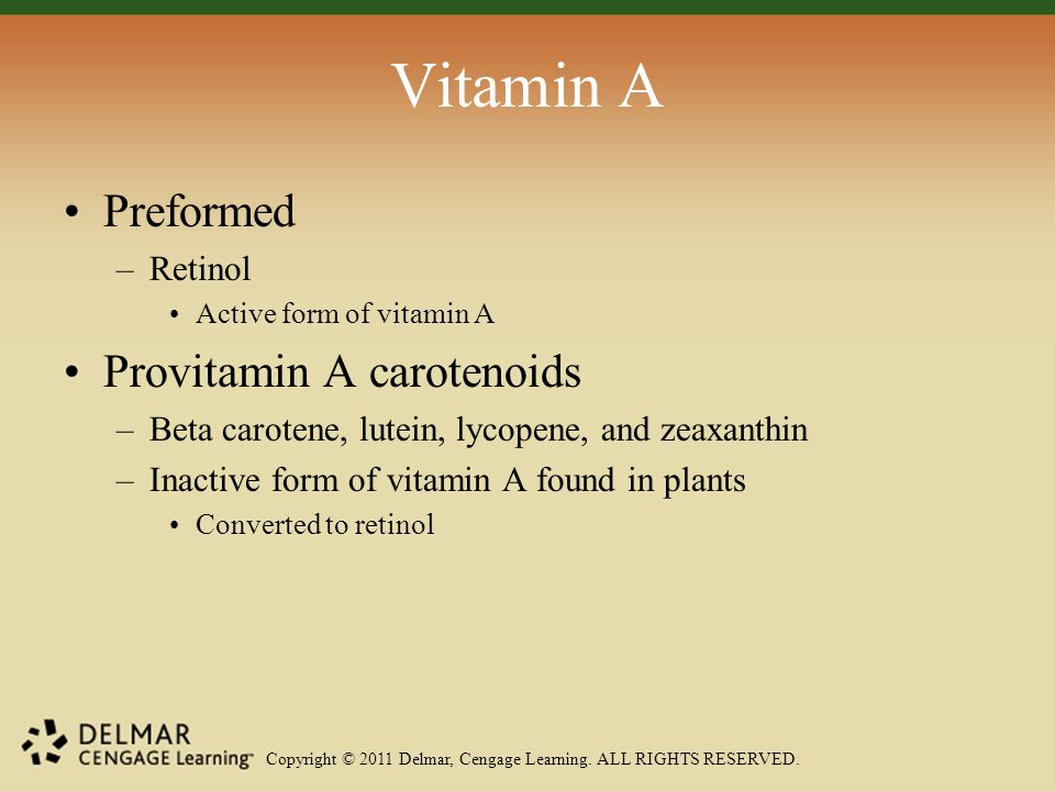 Chapter 7 Vitamins. - ppt download