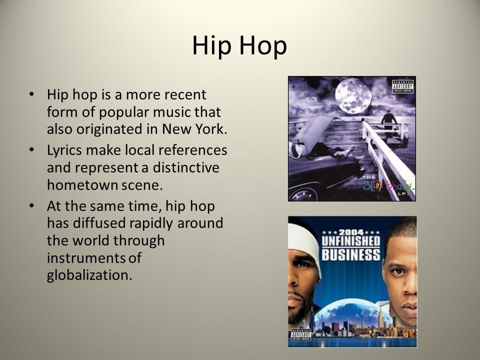 The History of Hip-Hop: The Early Years - ThoughtCo