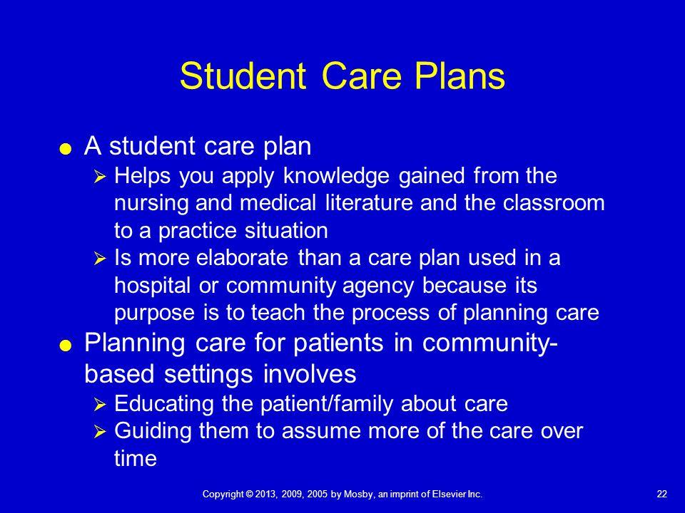 Classroom Design Rationale ~ Chapter planning nursing care ppt download