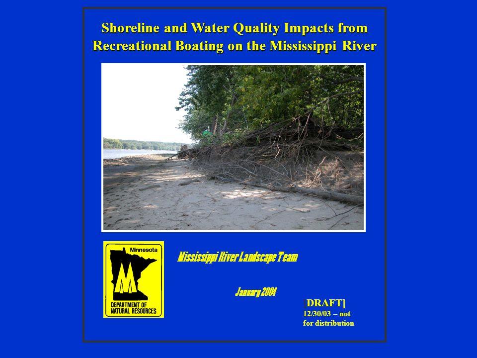 Mississippi River Landscape Team
