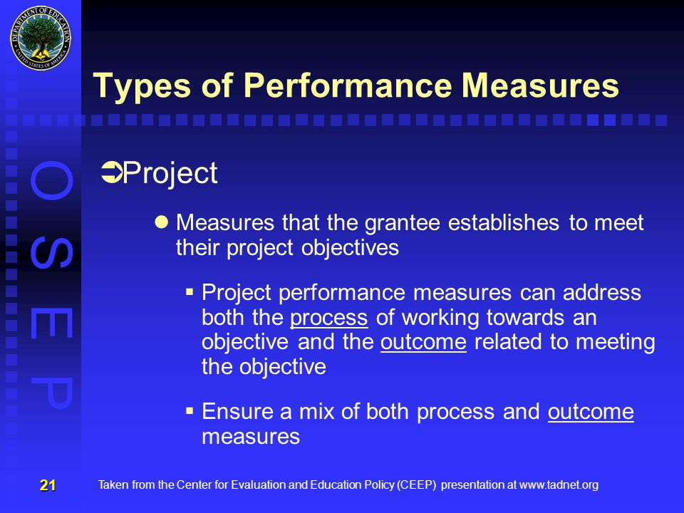 evaluation and objective performance measures An objective performance evaluation is an illusion, but many leaders haven't realised it problem many leaders live under the illusion that performance can and should be measured in simple, mechanical and objective ways.