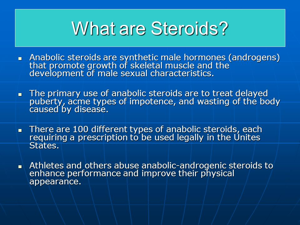 the use and abuse of steroids by athletes The number of athletes who abuse anabolic steroids is unknown  tests its athletes for illicit use  anabolic steroids and sports:.