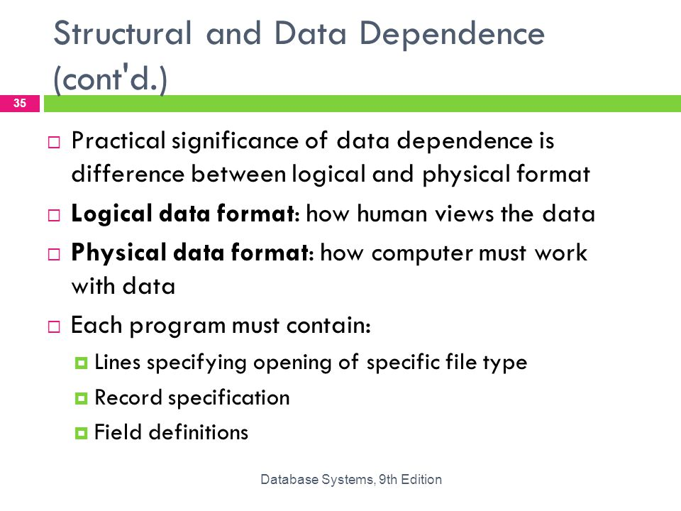 Logical Versus Physical Database Modeling