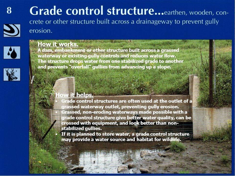 Water Quality Structures : Environmental stewardship ppt video online download