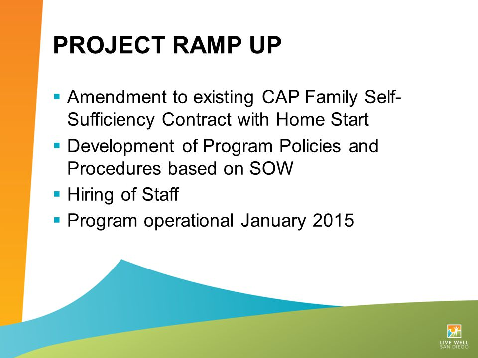 Project home start