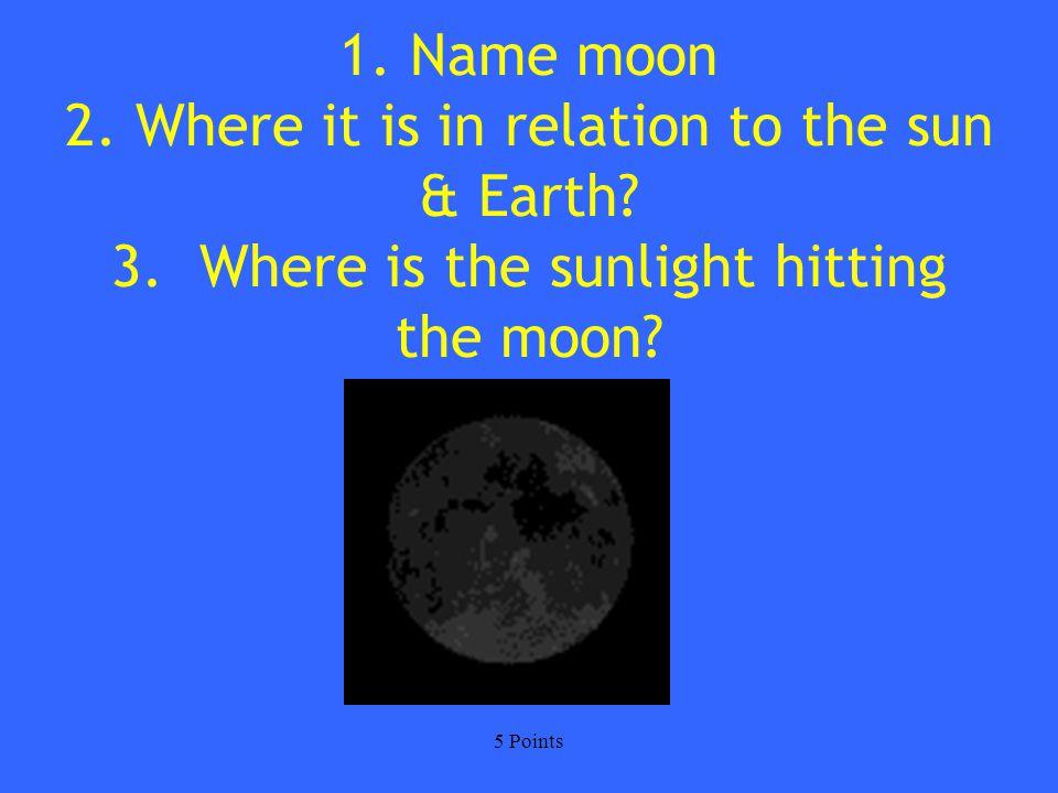 sun moon earth relationship - photo #22