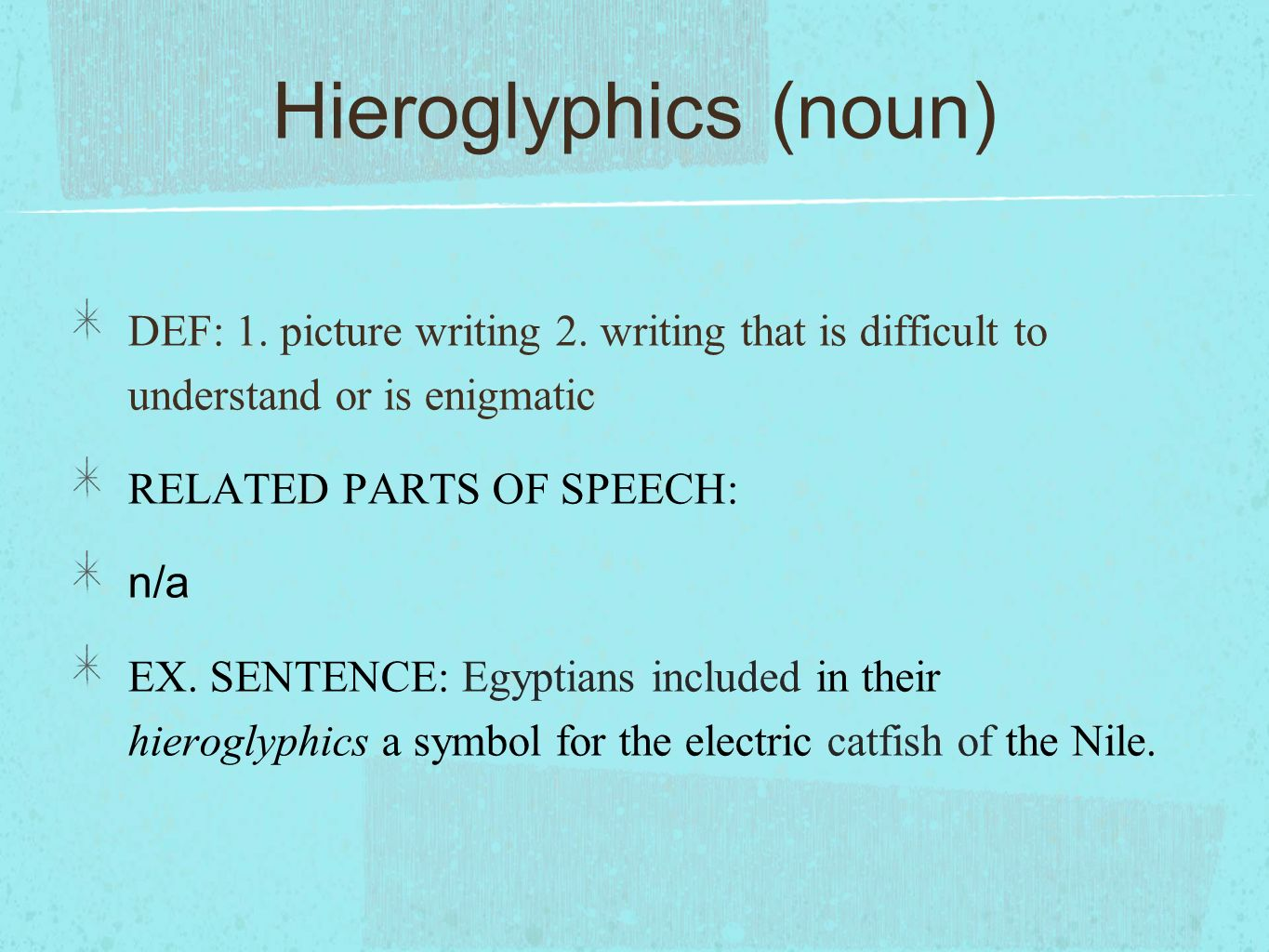 how to understand difficult english writring