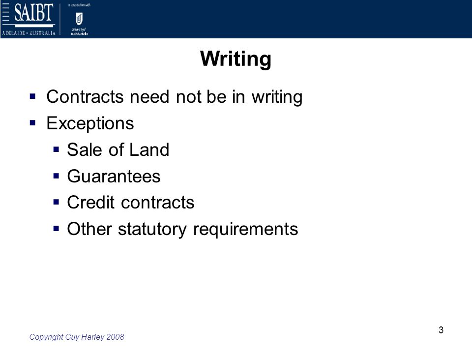Week  Law Of Contract Offer And Acceptance  Ppt Download