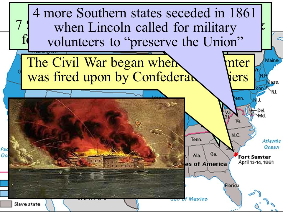 what led the southern states to secede from the union As to state sovereignty and the right of secession  the southern states did have the right to secede  southern states of the american union.