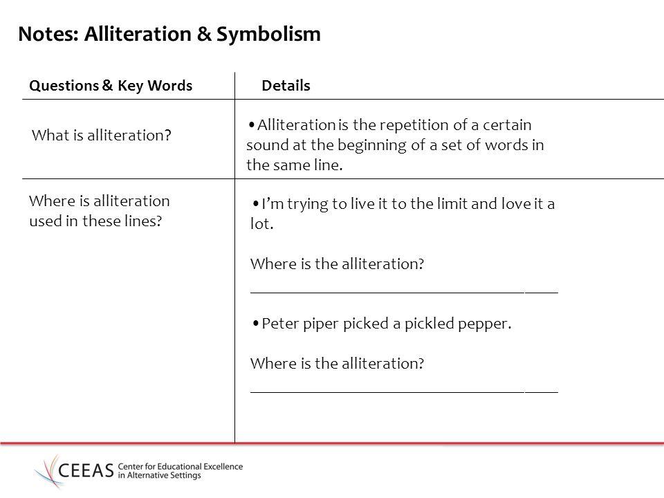 42 best Alliteration images on Pinterest | Alliteration ...