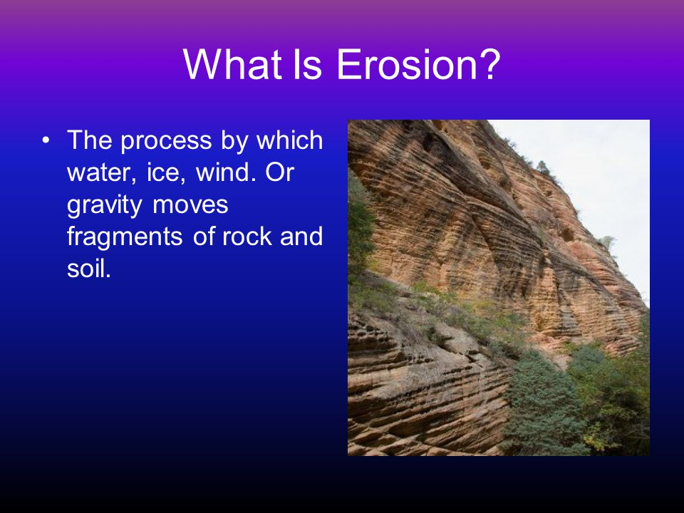 Weathering and erosion ppt video online download for Describe soil