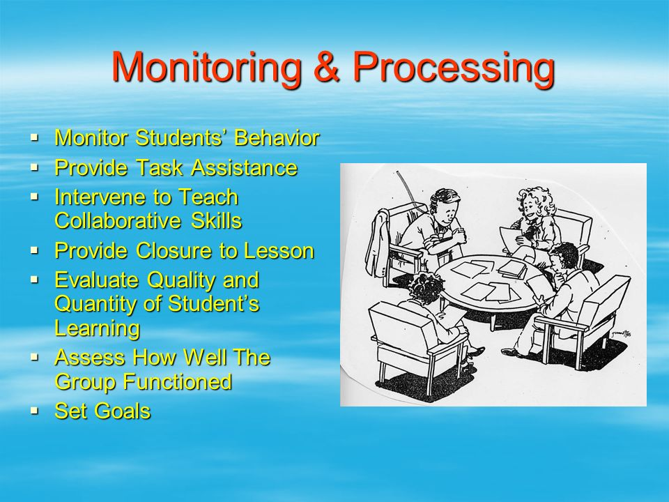 Monitoring & Processing