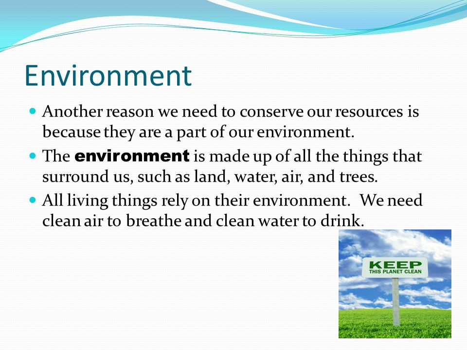 environment life and clean water supply The environmental planners are responsible for conducting comprehensive environmental reviews necessary to comply with the national environmental policy act, clean water act, safe drinking water act, and applicable state statutes and regulations, including preparation of appropriate environmental documents.