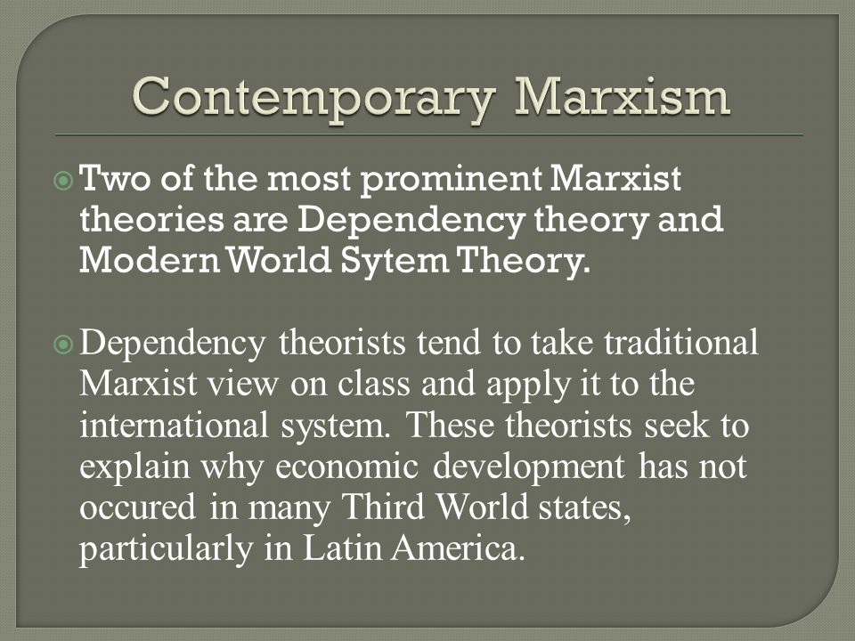 Critically Assess Marx's Theory of Class and Stratification