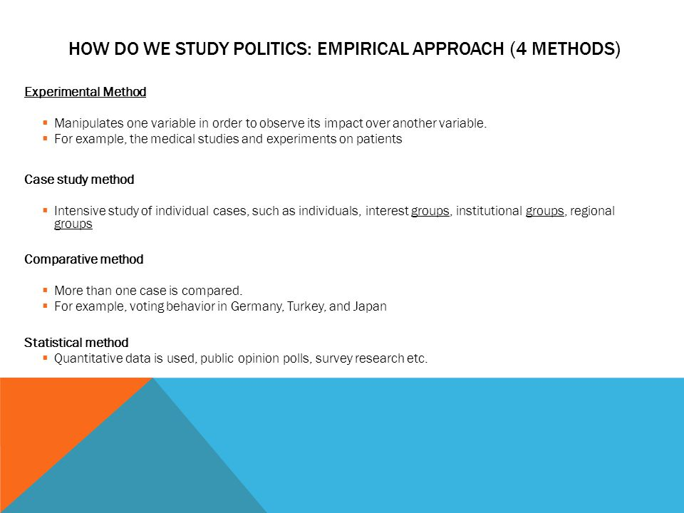 Comparative Study – 20%   Lauren Papot