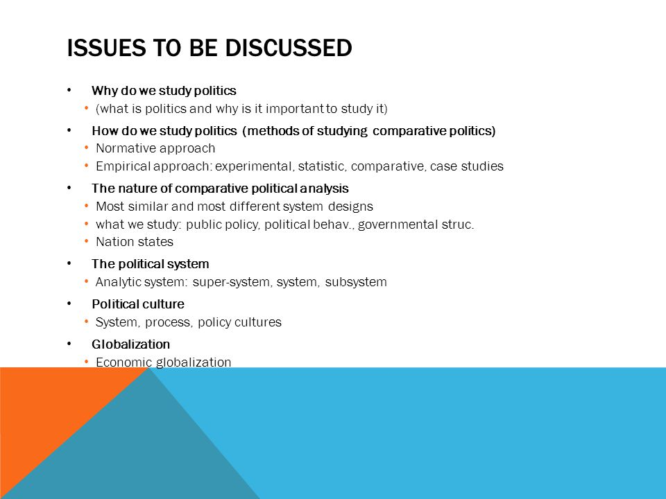 an analysis of how and why political systems change A systems analysis of political life, new york, s32 systems theory in political  science is a highly abstract, partly holistic view of politics, influenced  step 1  changes in the social or physical environment surrounding a political system.