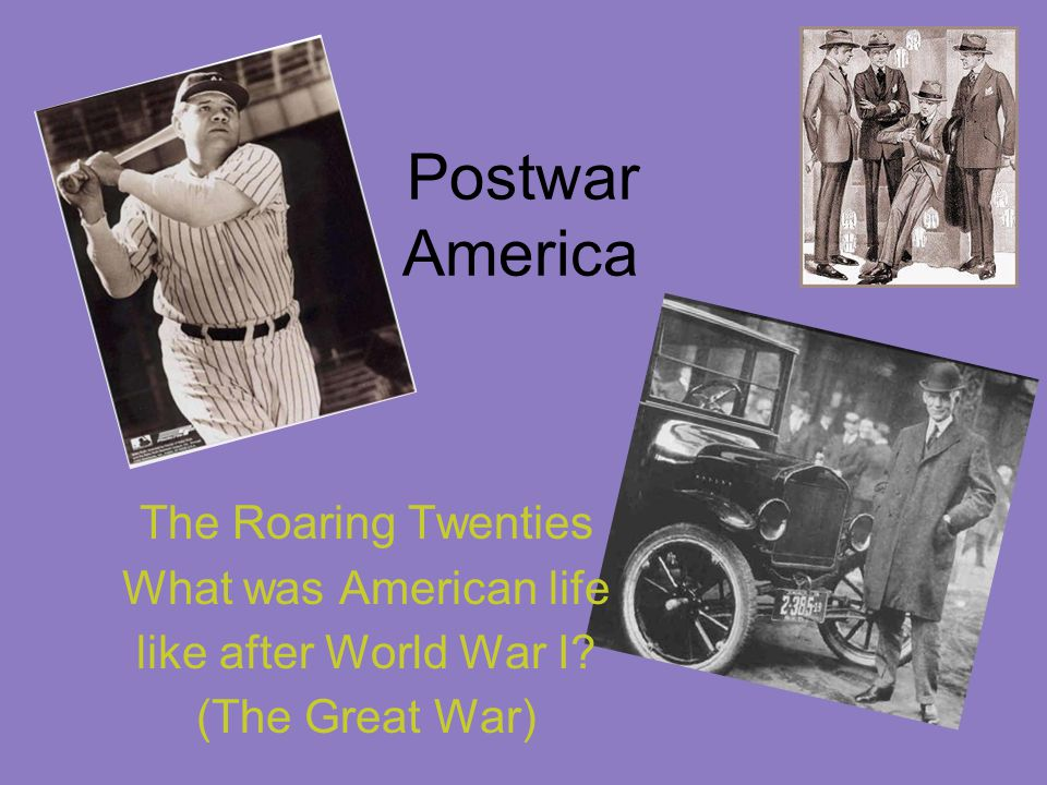 an analysis of the roaring 1920s in america Unit 4: the roaring twenties america i can trace the way that popular culture developed in the 1920s cite specific textual evidence to support analysis of.