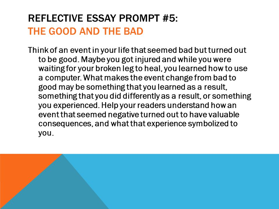 refective essays Our website is the solution to your essay writing problems essays online: 100% plagiarism free papers from a trusted write-essay-for-me services provider.