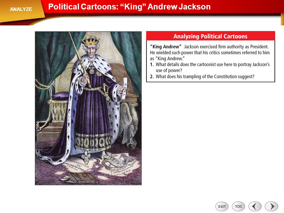 "king andrew jackson 32 responses to ""political cartoon # 2 is that andrew jackson is the king and that of andrew jackson's political cartoon is unknown but we."