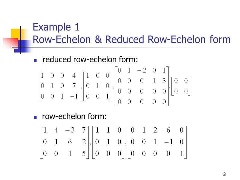 1.2 Gaussian Elimination. - ppt video online download