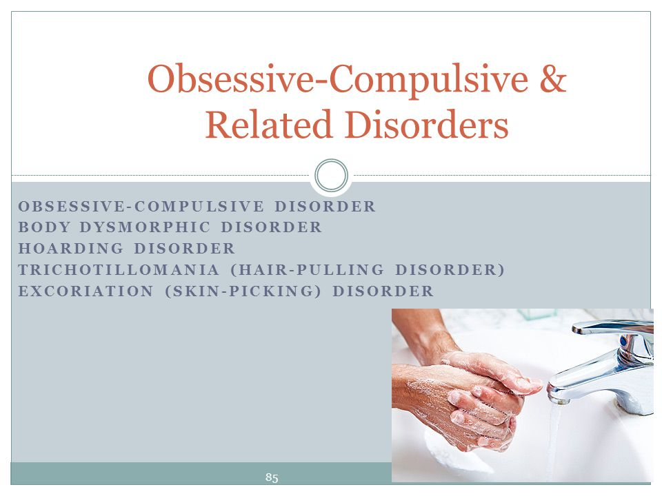 obsessive compulsive disorder 3 essay Introduction obsessive-compulsive disorder (ocd) is a mental disorder that is involves cyclic occurrences of fanatical and impulsive behavior.