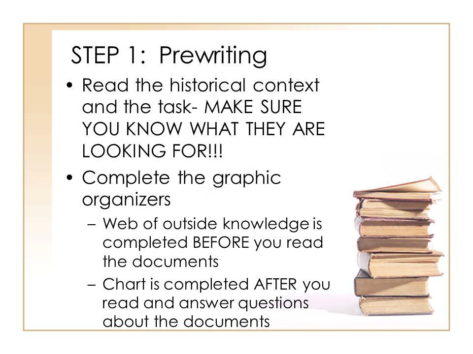 narrative essay prewriting graphic organizer