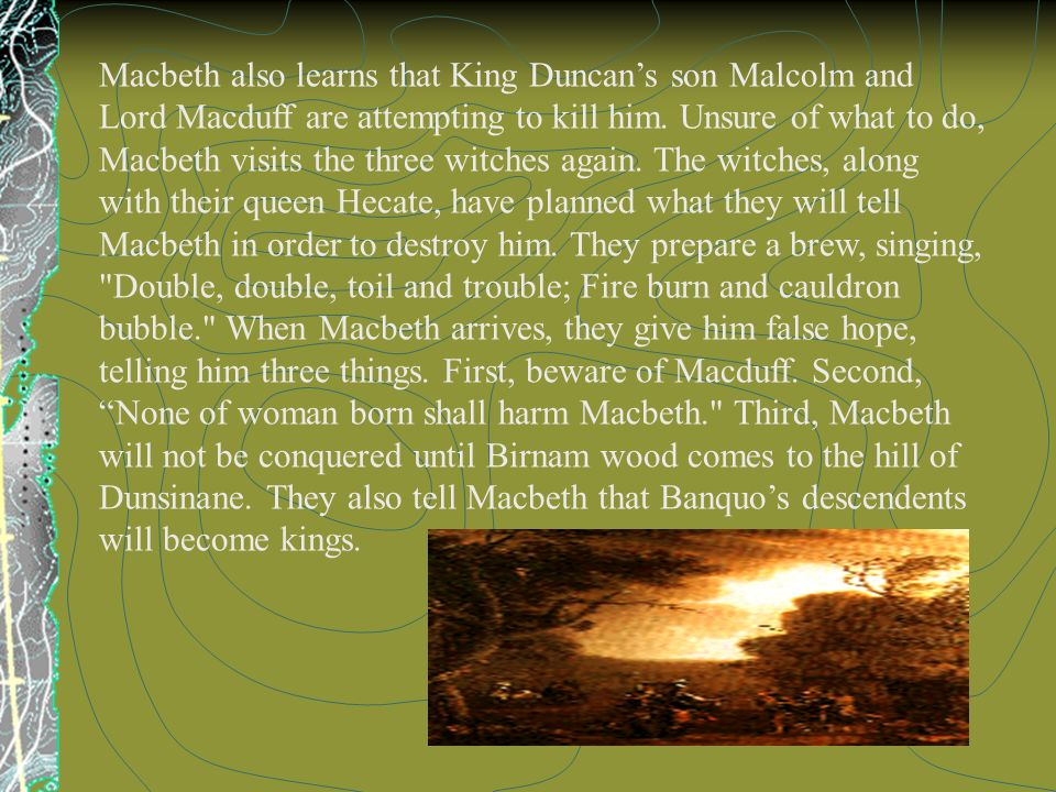 Macbeth a false portrayal of women