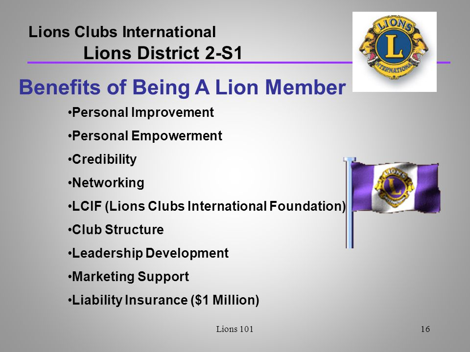 become the lion fb
