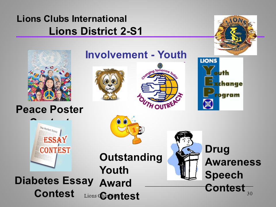 lions club essay contest Lions essay contest rules latest news members news & updates menu skip to content main website members area members news pr & marketing toolkit essay competition lions essay contest rules share this: click to share on twitter this site provides news and updates for members of lions.